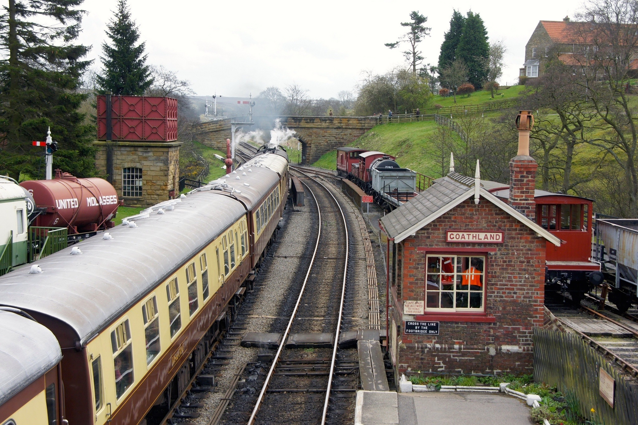 Goathland Station3