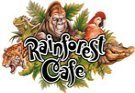 Rainforest Café - 20 Shaftesbury Avenue Piccadilly Circus London W1V 7DB - Recreating the sights, sounds and smells of a rain forest through a combination of special effects the Rainforest Cafe is a special place to eat in London. Although you may question how much of a commercial venture this may be, it certainly makes you consider whether this is as close to a real rainforest future generations will come. The food here reflects the settings and will not disappoint. - Nearest Tube: Piccadilly Circus