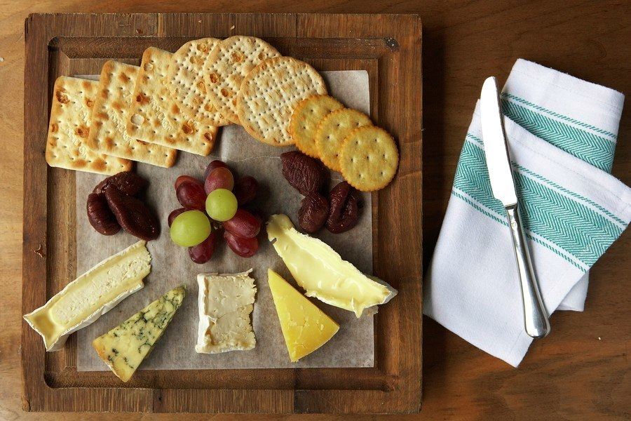 cheeseboard London Romantisk