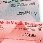 Visitor Travelcard - London Transport