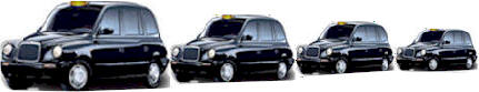 Sightseeing in an airconditioned wheelchair accessible London taxi, with a City of London guide, is a relaxiing way to tour London.